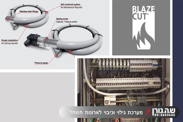 Read more about the article מערכת גילוי וכיבוי אש לארונות חשמל