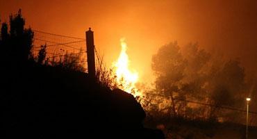 FireAde כיבוי שריפה בדולב