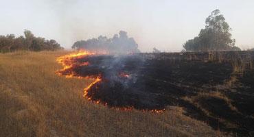 FireAde - כיבוי אש בשדות עוטף עזה